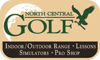 North Central Golf Cente rLogo